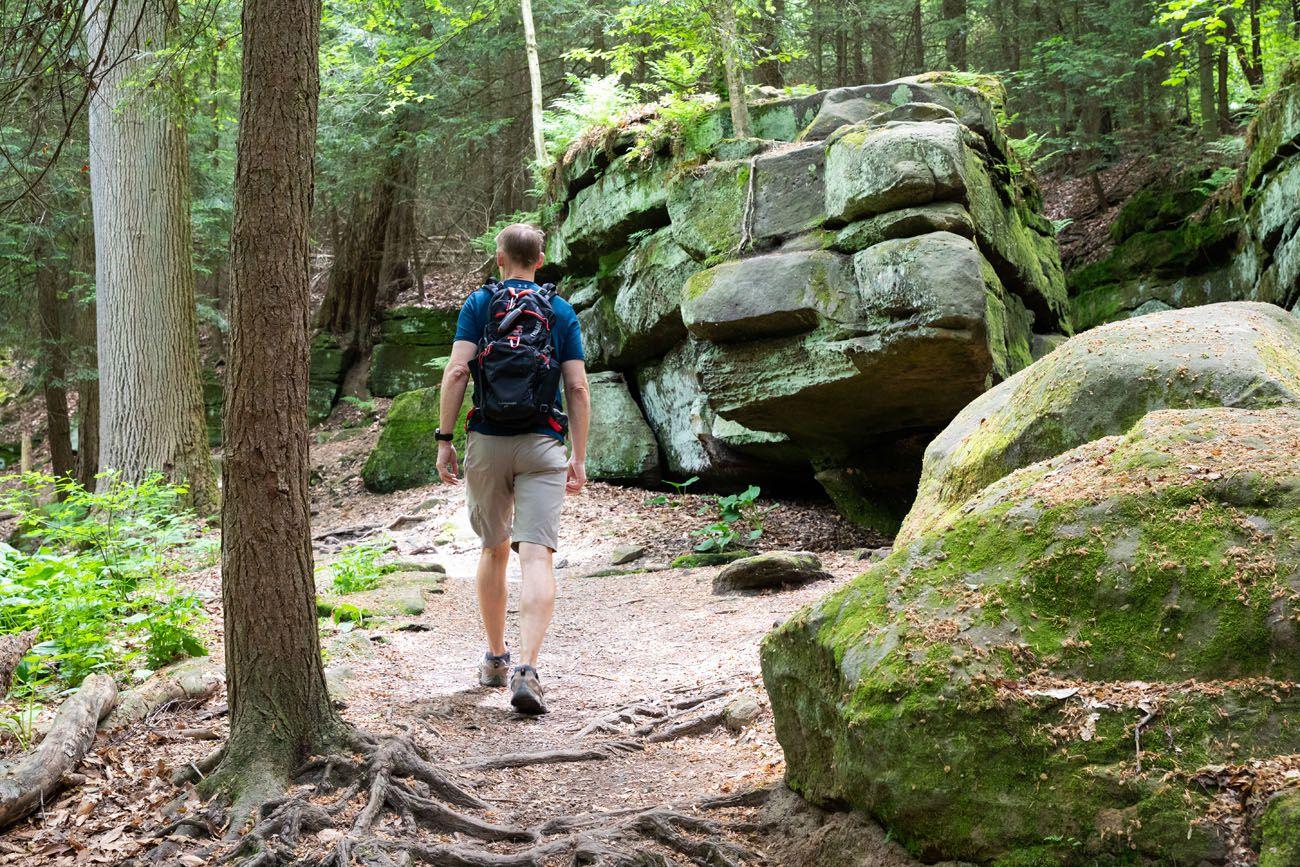 Ledges Trail