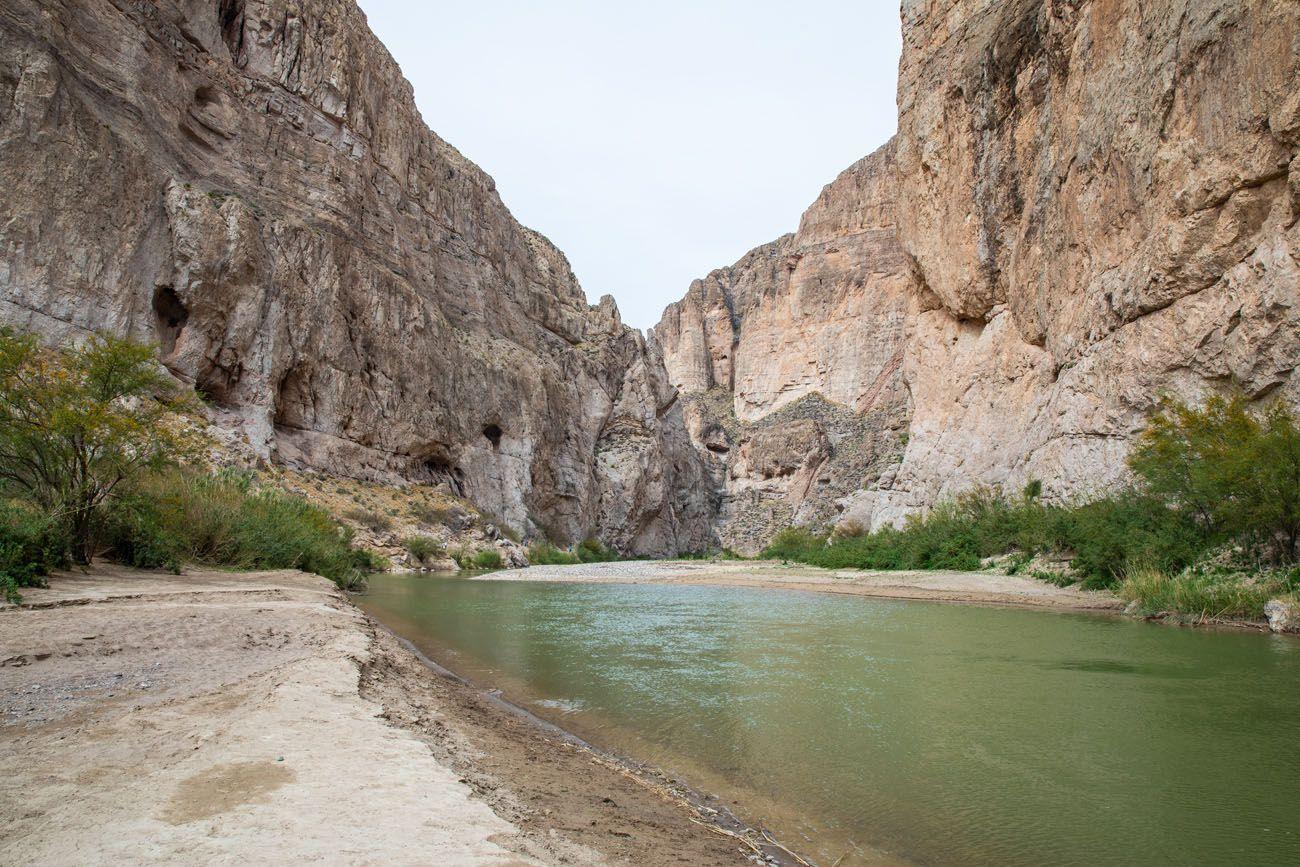 Rio Grande Big Bend Itinerary