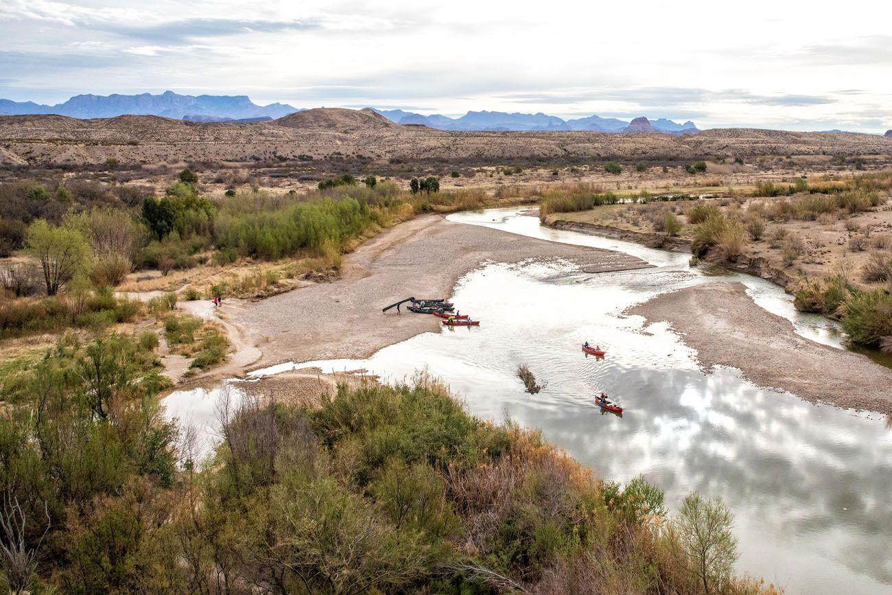 Rio Grande Overlook