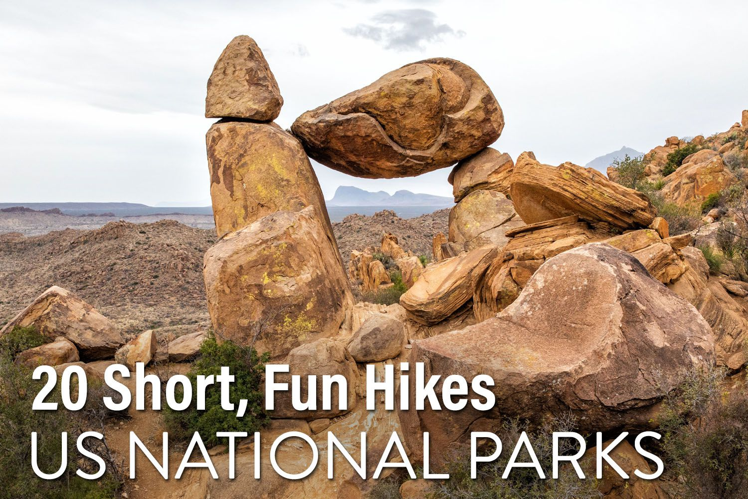 Day Hikes in National Parks