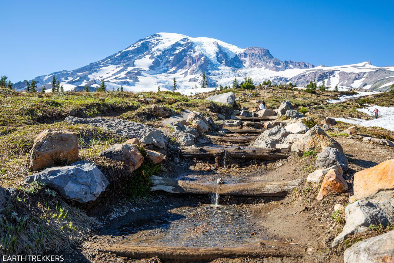 When to Go to Mount Rainier