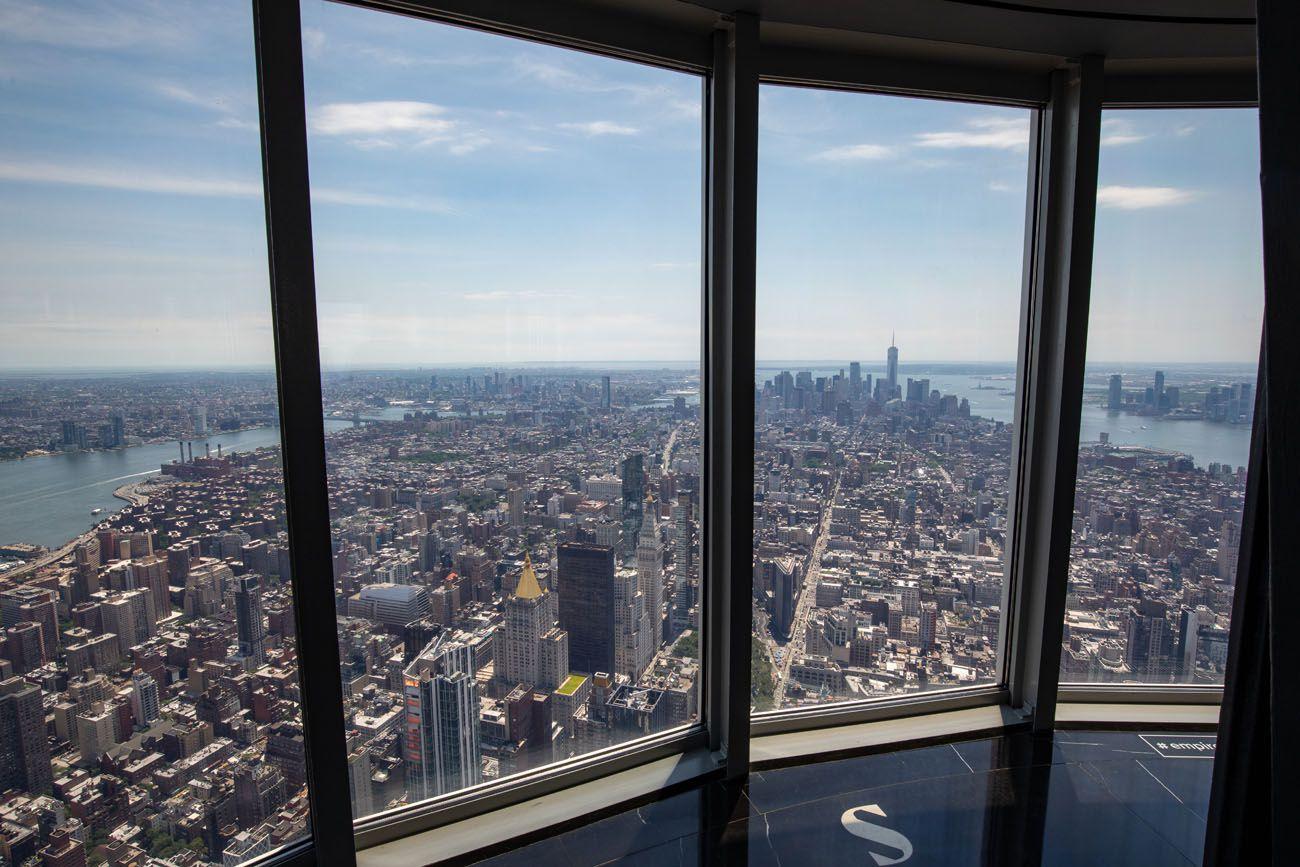 102 Floor Empire State Building