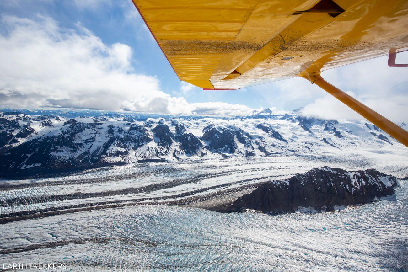 Alaska Flightseeing Tour