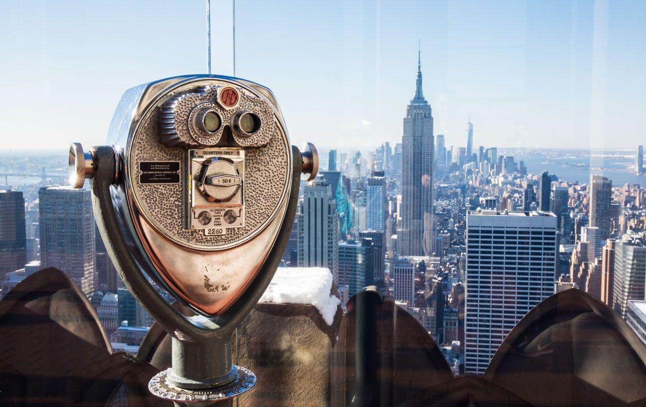 Best Observation Decks in NYC photo
