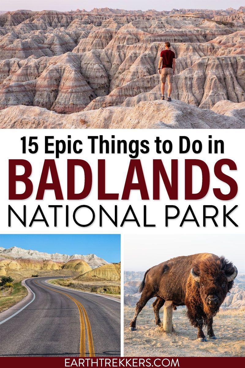 Best of Badlands National Park
