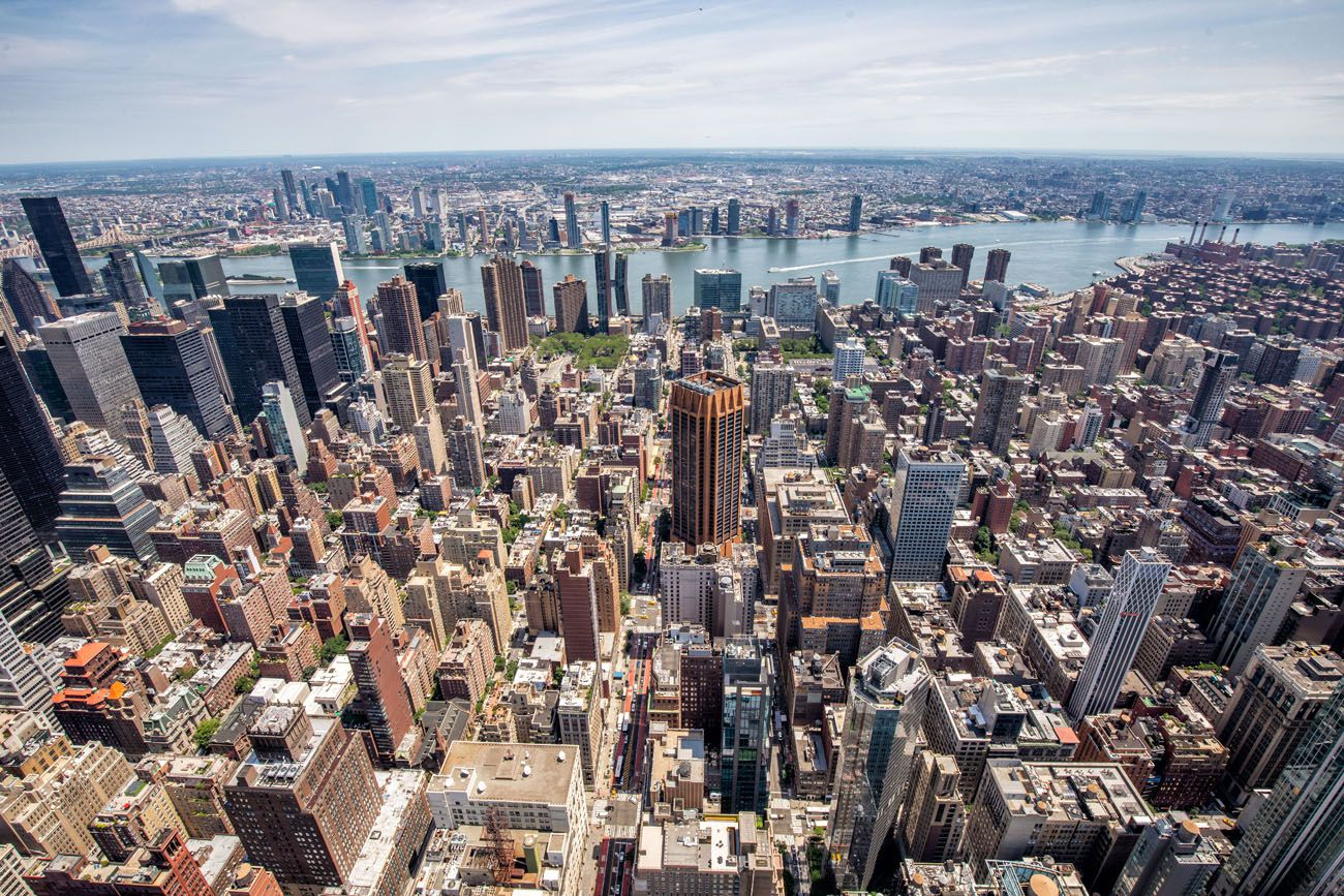 East Manhattan
