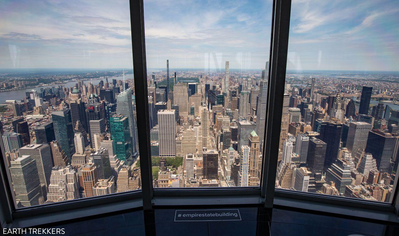 Empire State Building 102 floor