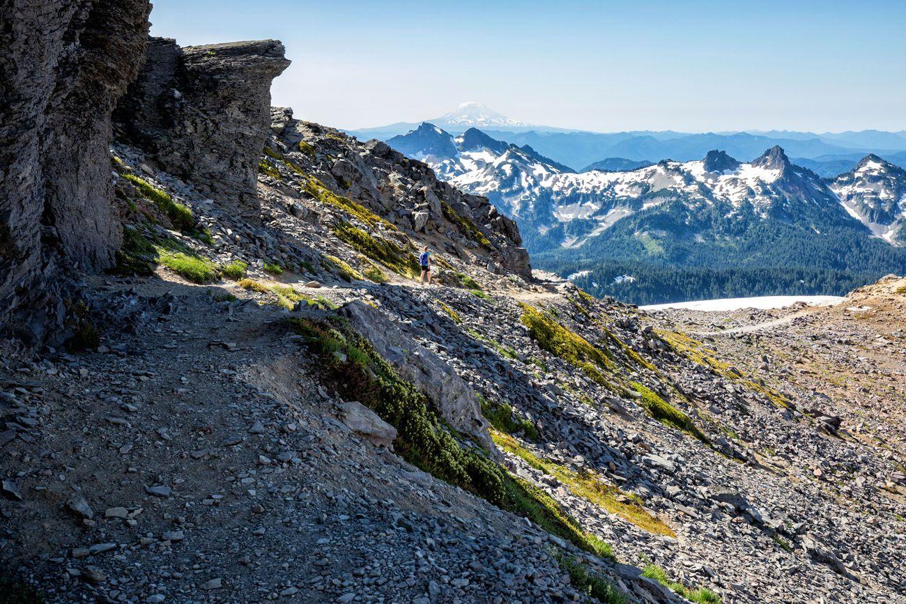 Hiking Mount Rainier