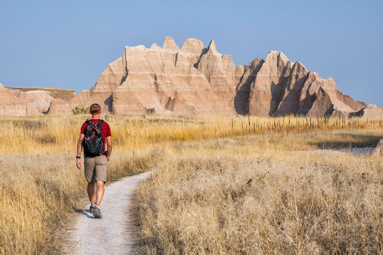 How to Hike the Castle Trail