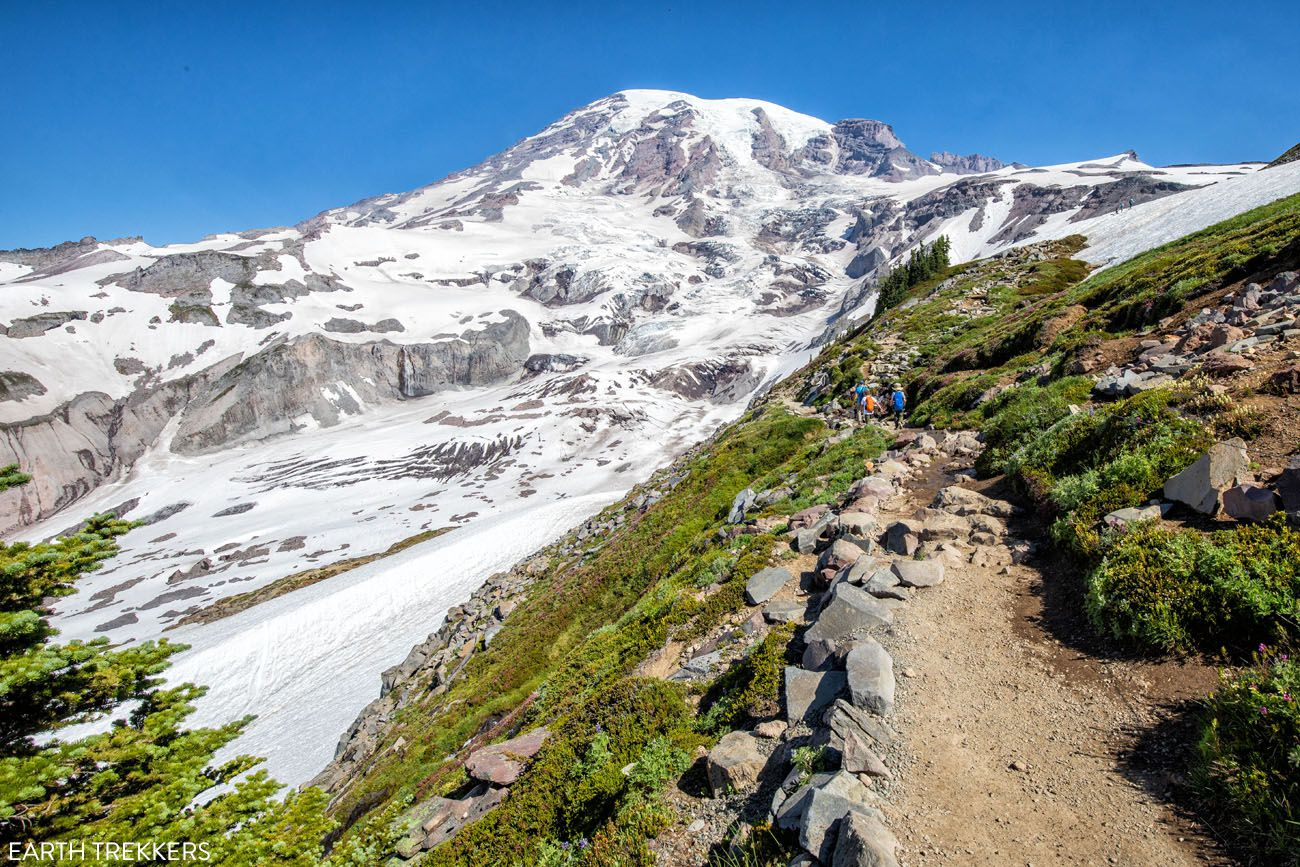 How to Visit Mount Rainier