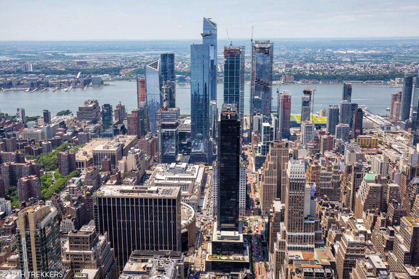 Hudson Yards 2021