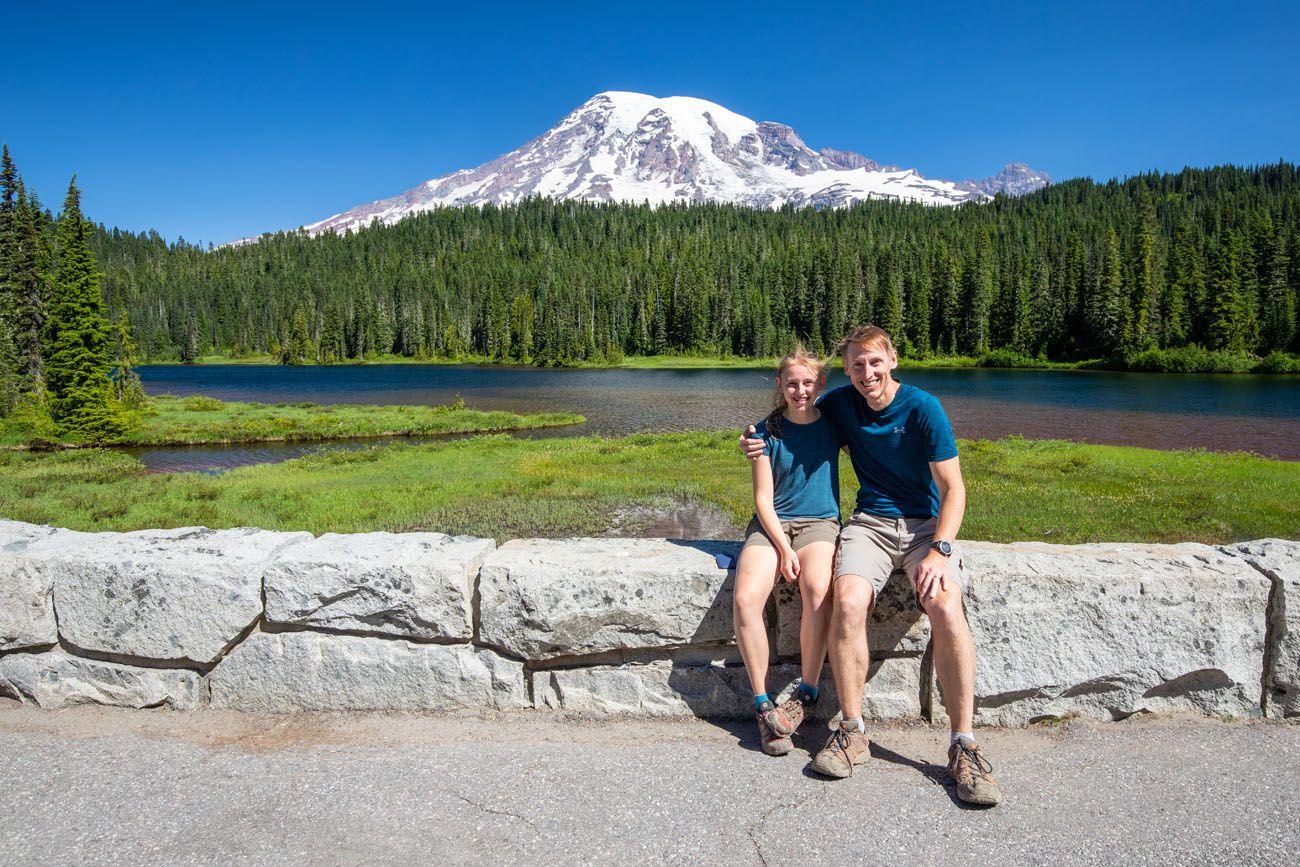 Kara Tim Mount Rainier