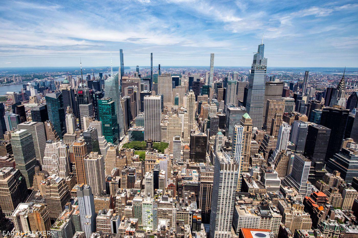 Manhattan 2021