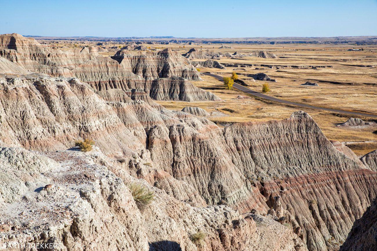 Saddle Pass View