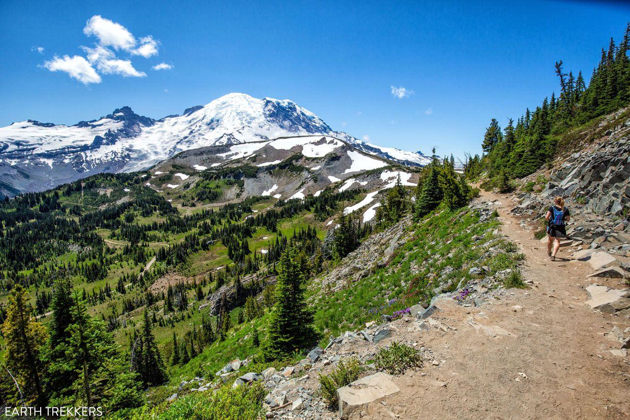 Sourdough Ridge Trail
