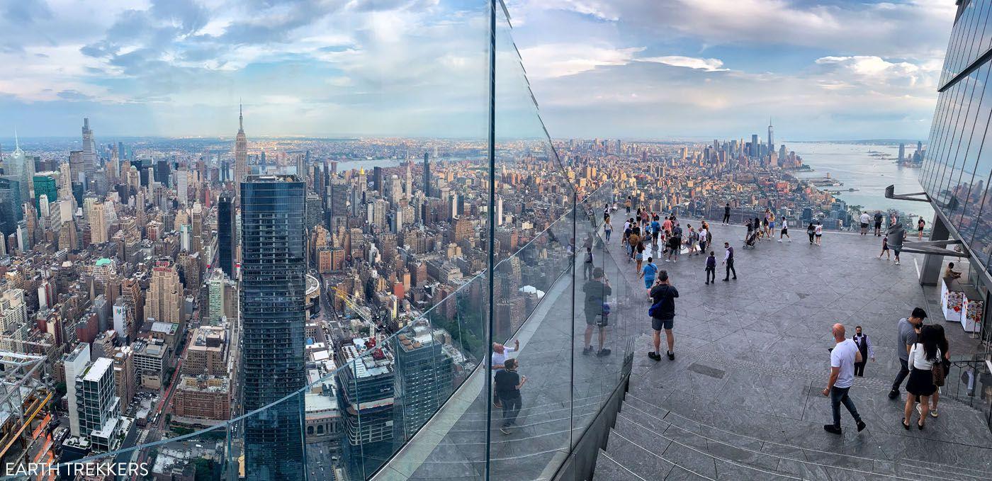 The Edge NYC Panorama