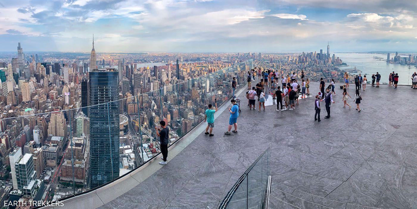 The Edge Panorama Photo