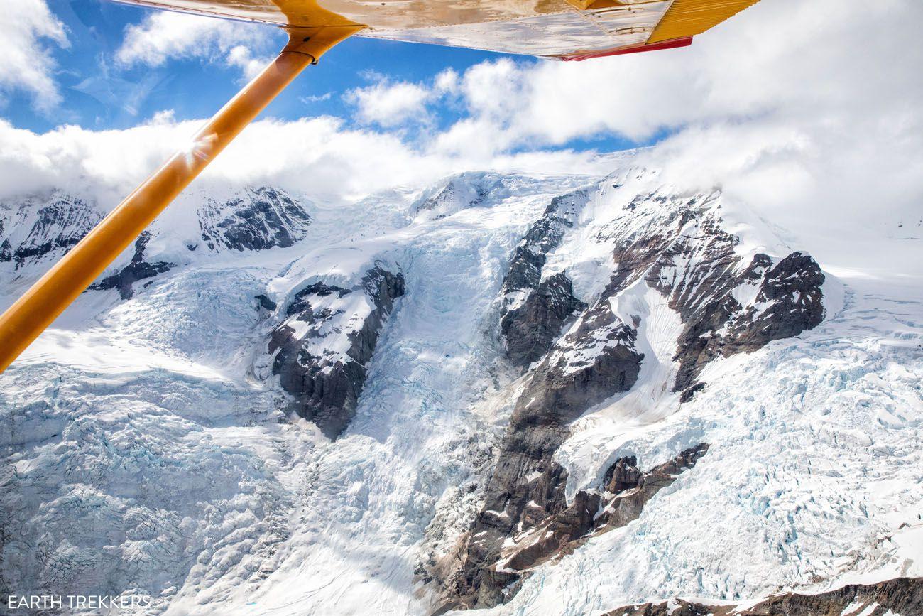 Wrangell St Elias Icefall