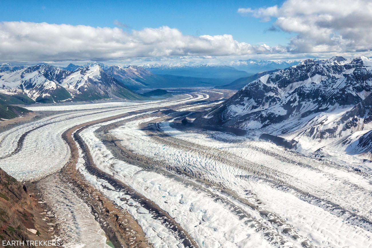 Wrangell St Elias National Park Photo