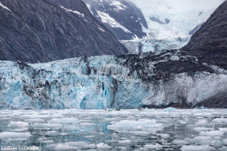 Columbia Glacier 2021