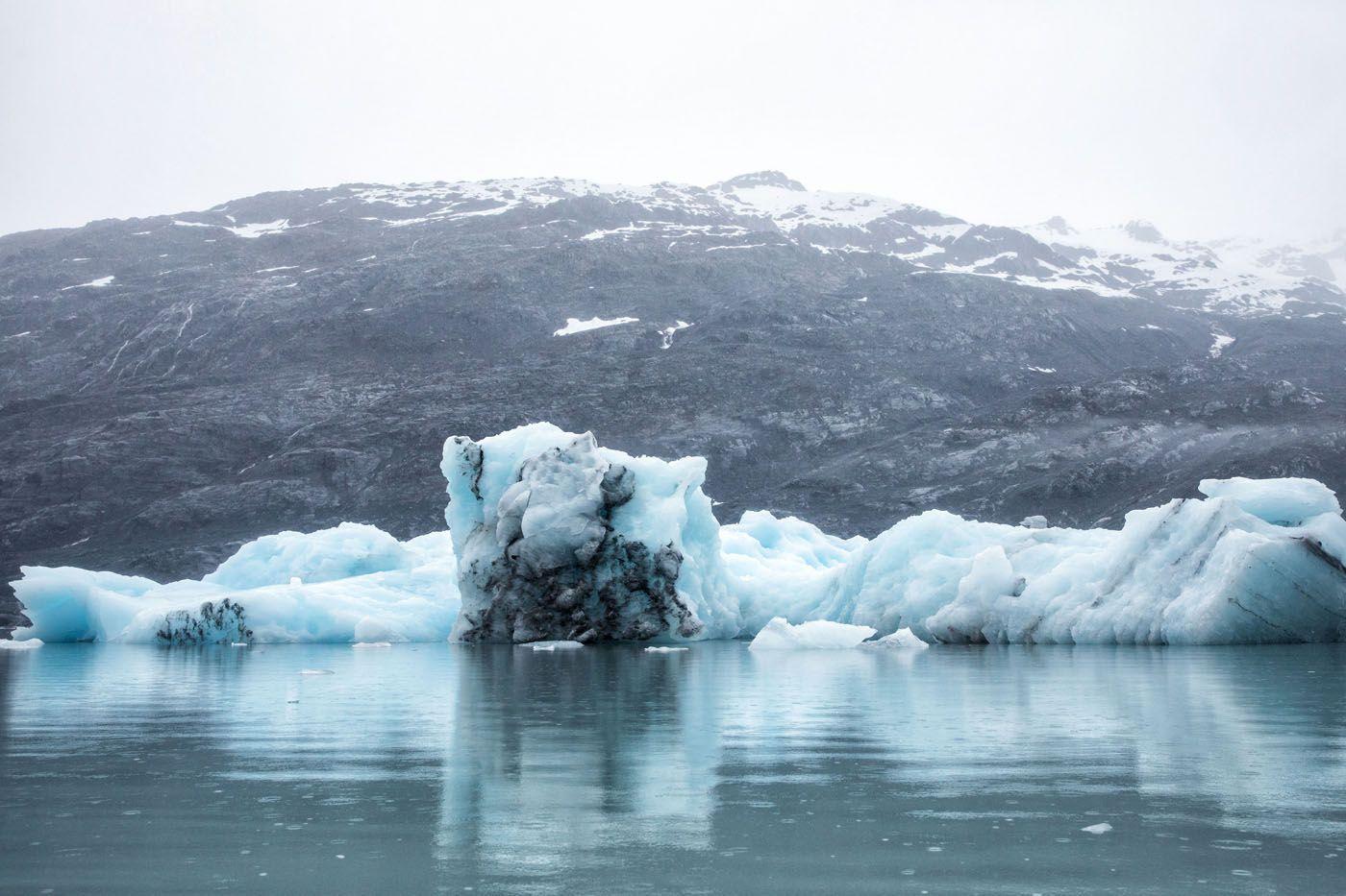 Columbia Glacier Iceberg