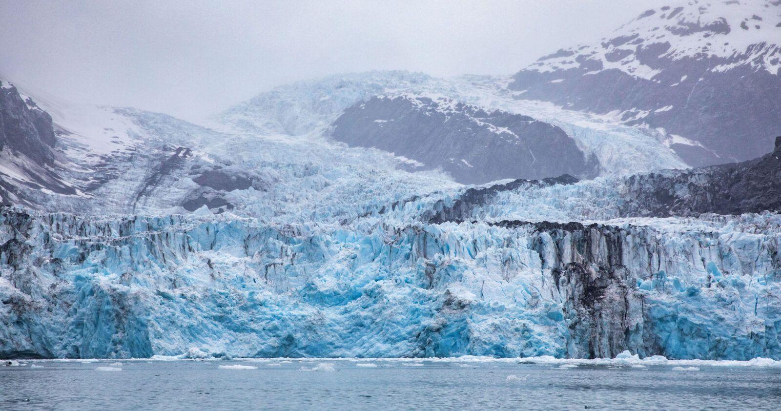 Columbia Glacier Photo