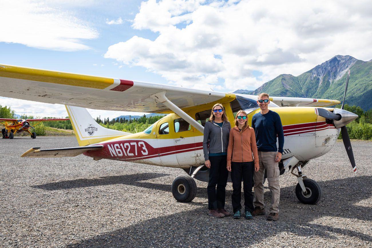 Earth Trekkers Flightseeing