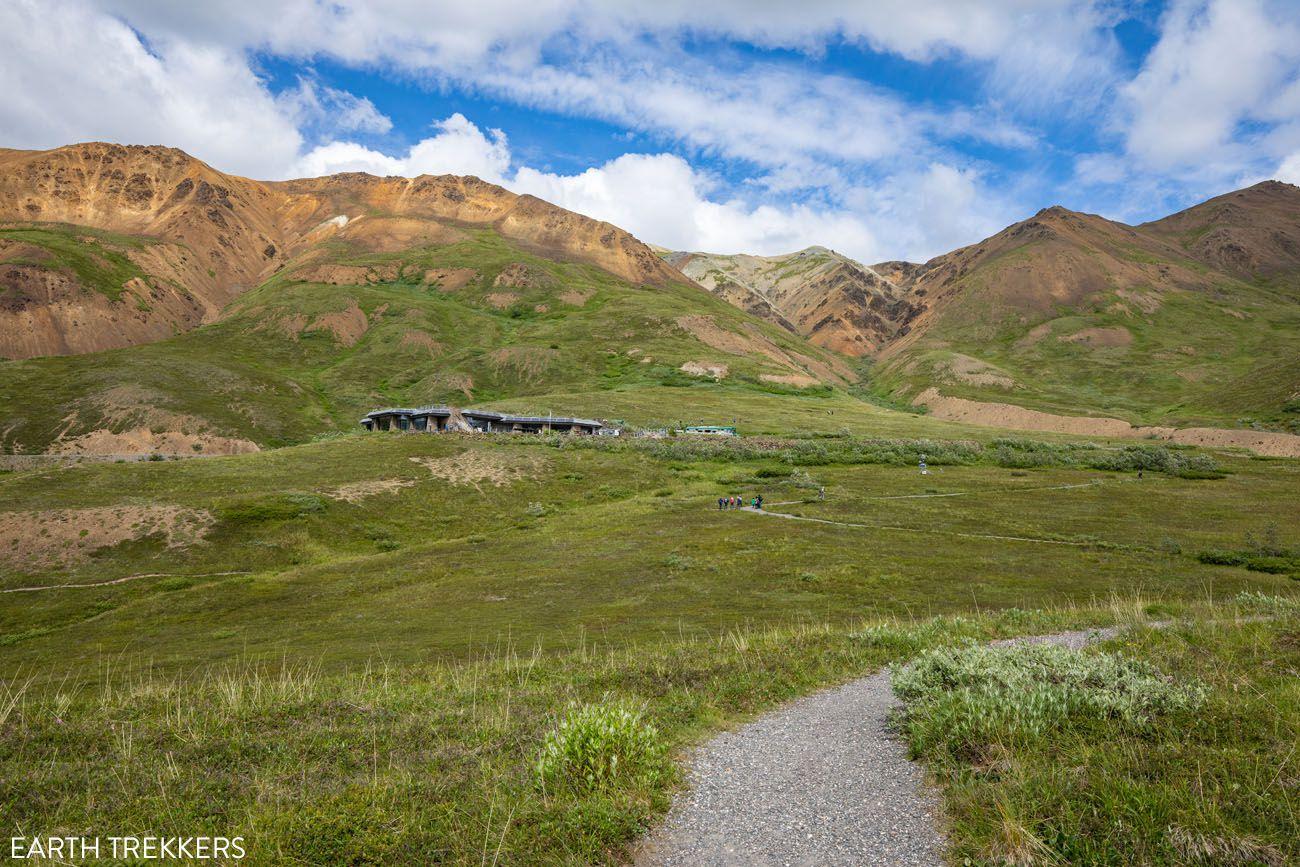 Eielson and Thorofare Ridge