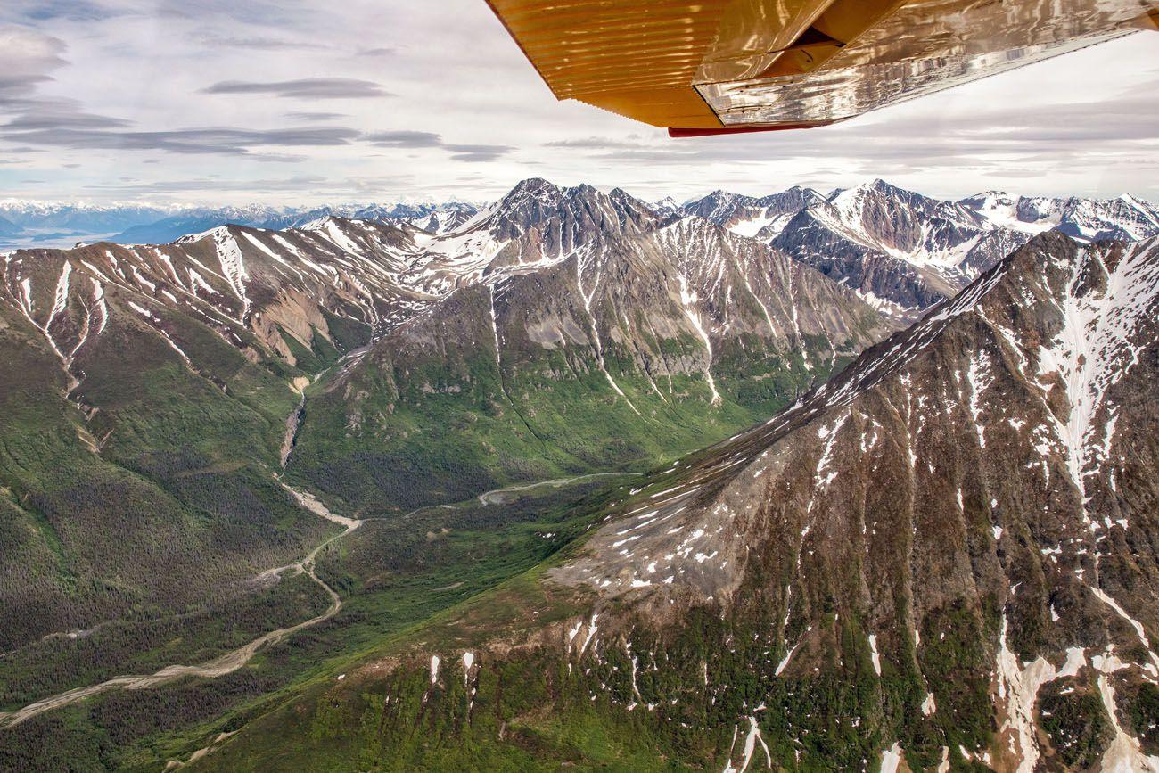 Chugach Mountains View