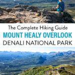 Denali Mount Healy Overlook Hike