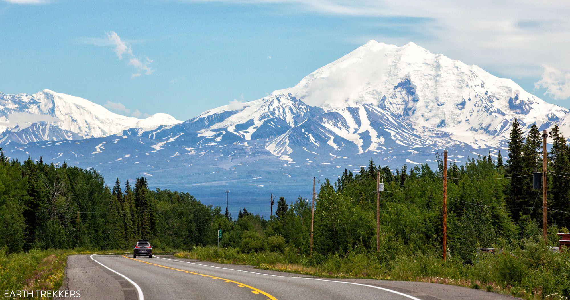 Drive Anchorage to Valdez