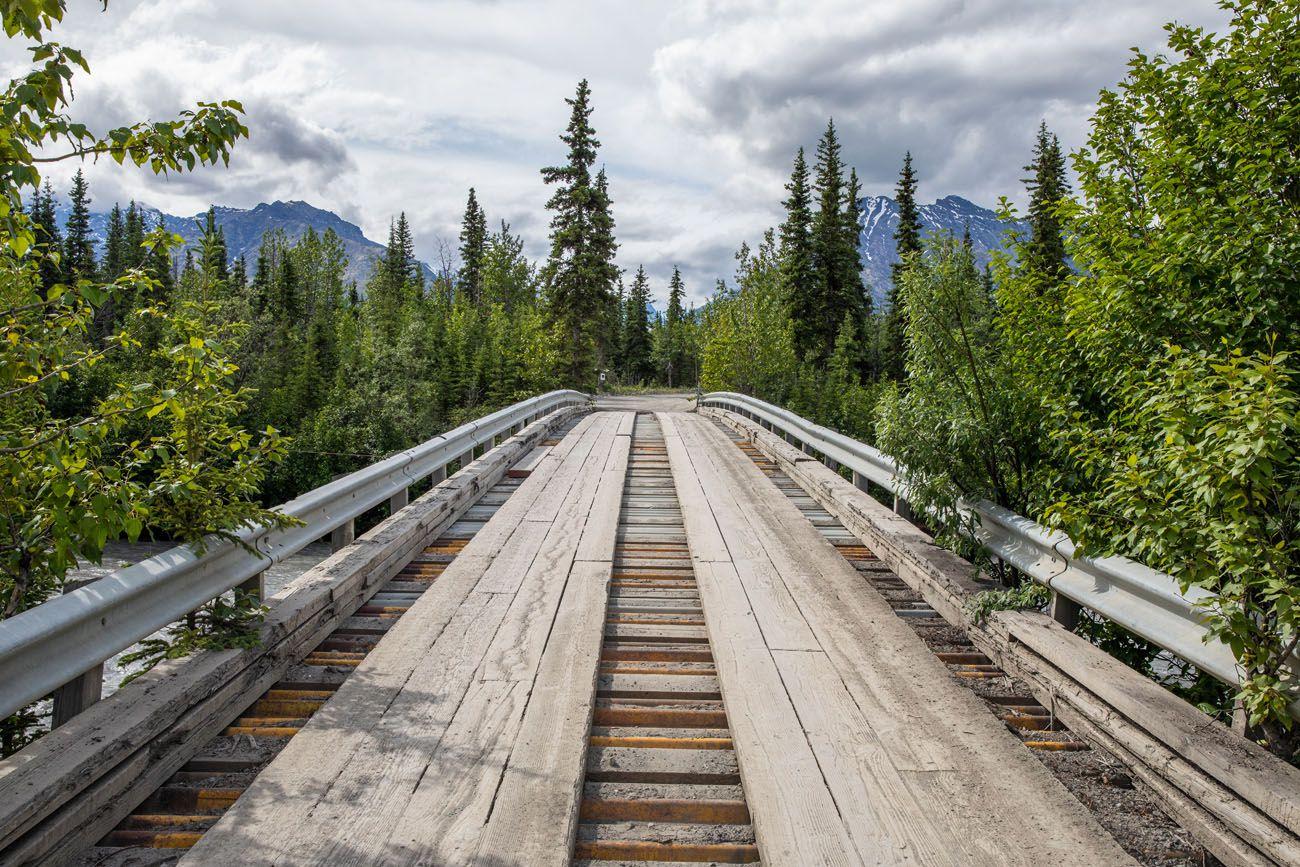 Glacier Tours Bridge