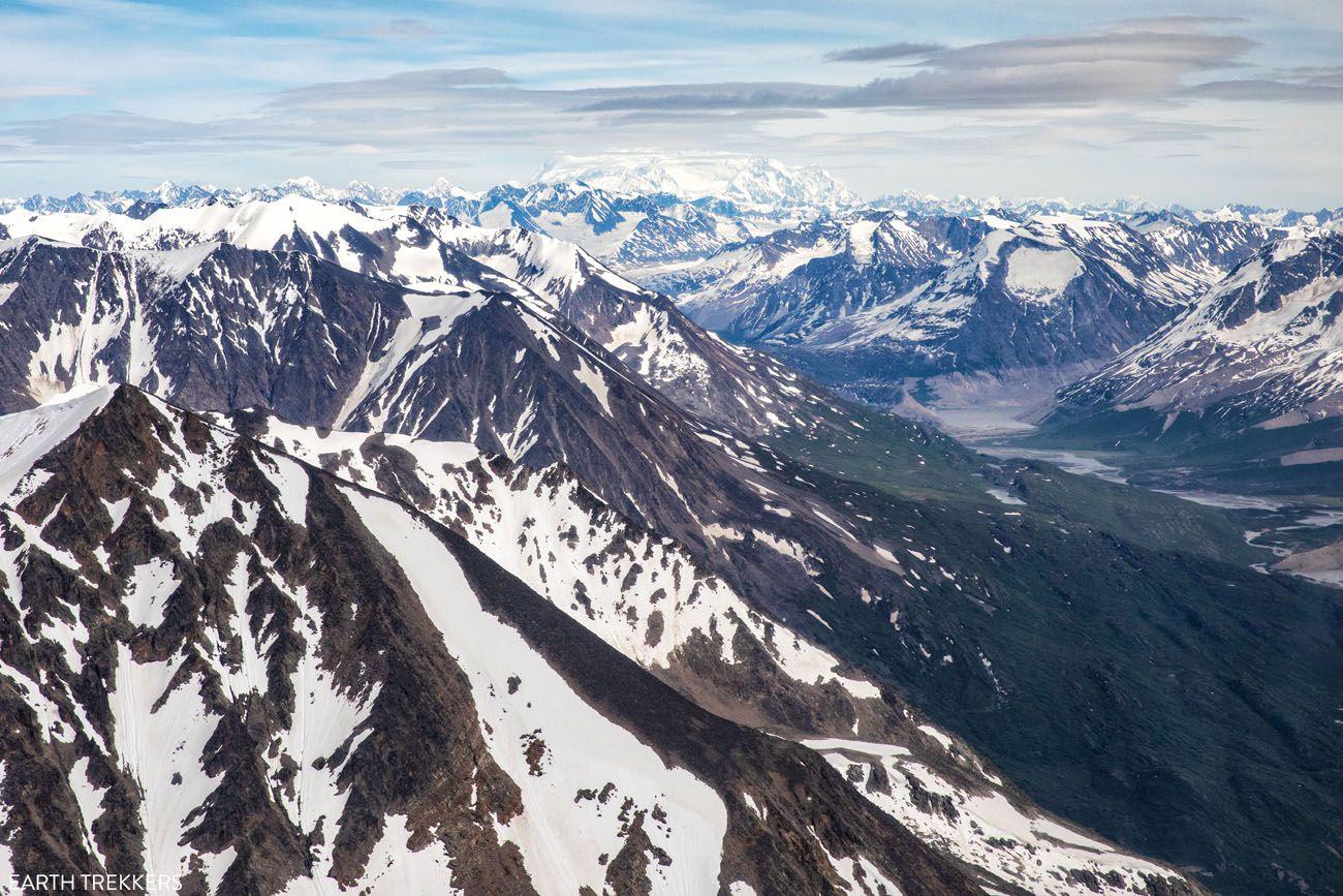 Granite Range Flightseeing