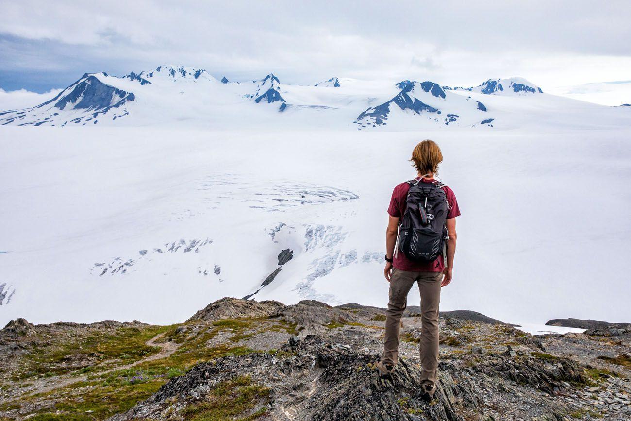 Harding Icefield Hike