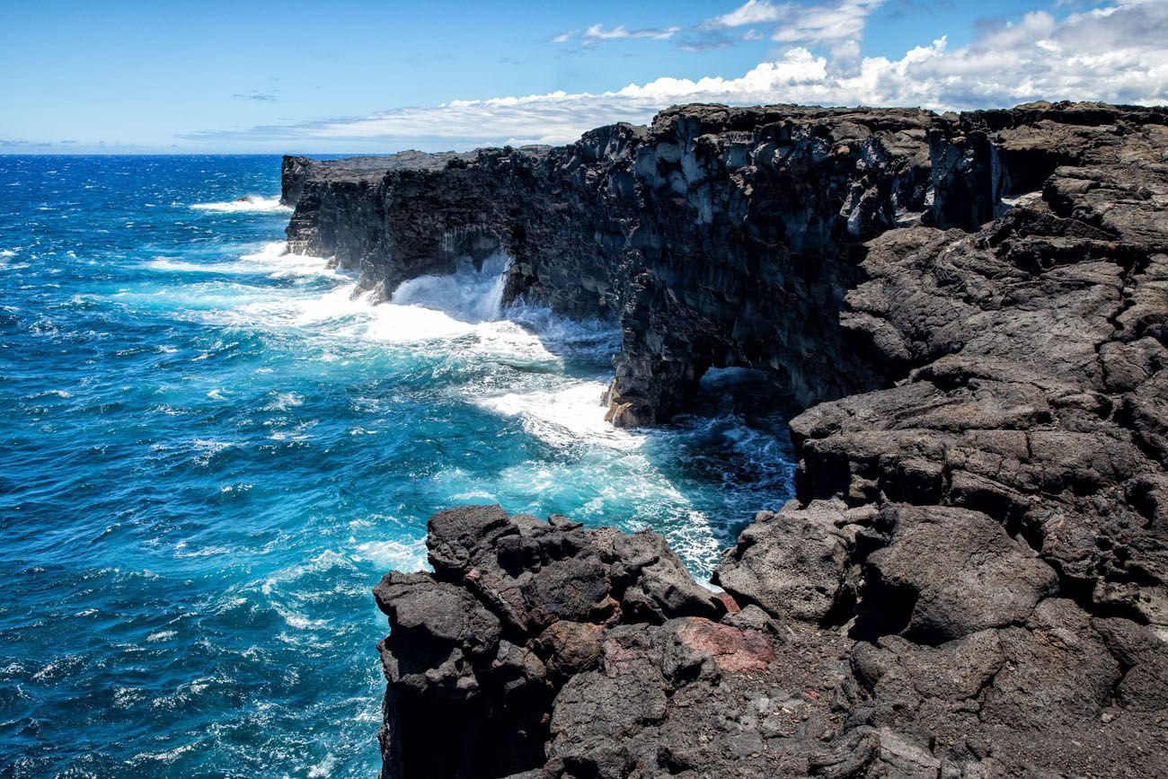 Hawaii Volcanoes Coast things to do in Hawai'i Volcanoes National Park