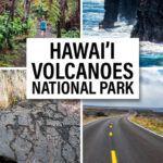 Hawaii Volcanoes National Park Travel