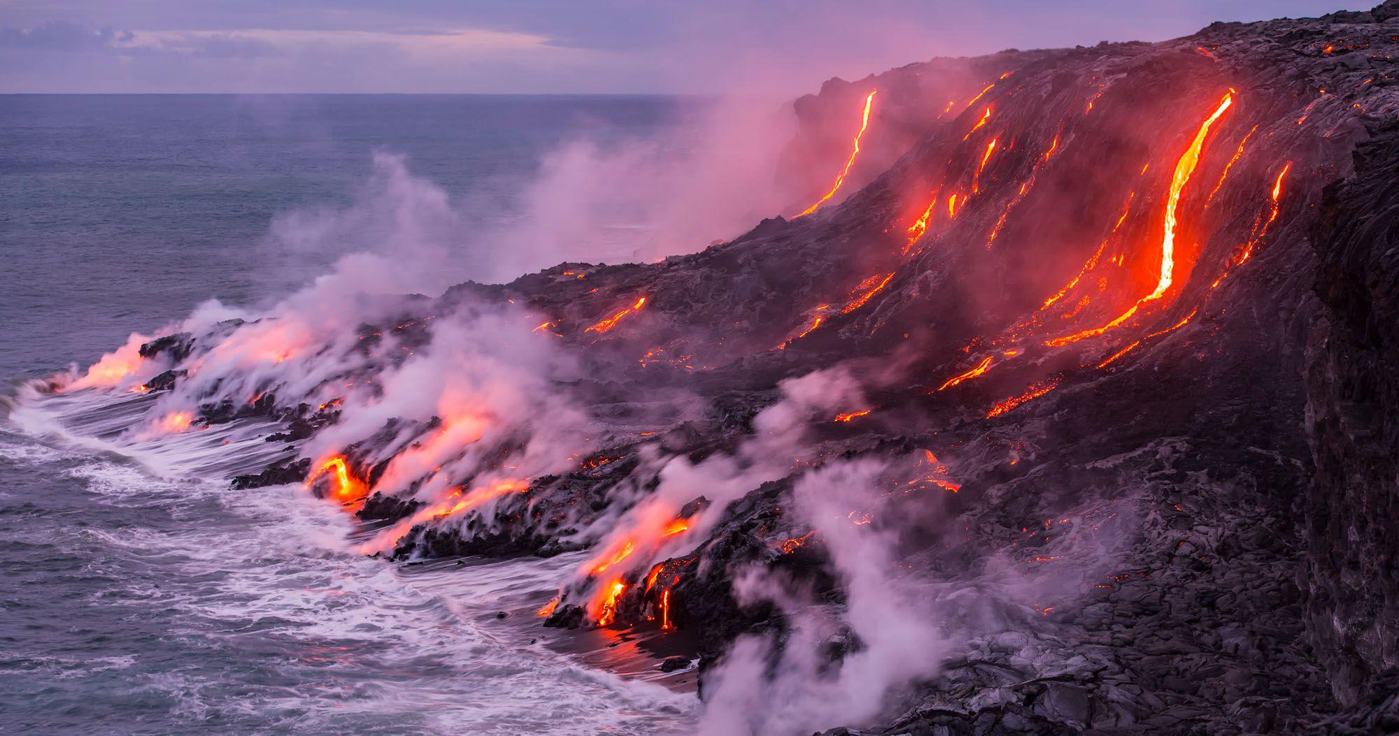 Hawaii Volcanoes To Do List