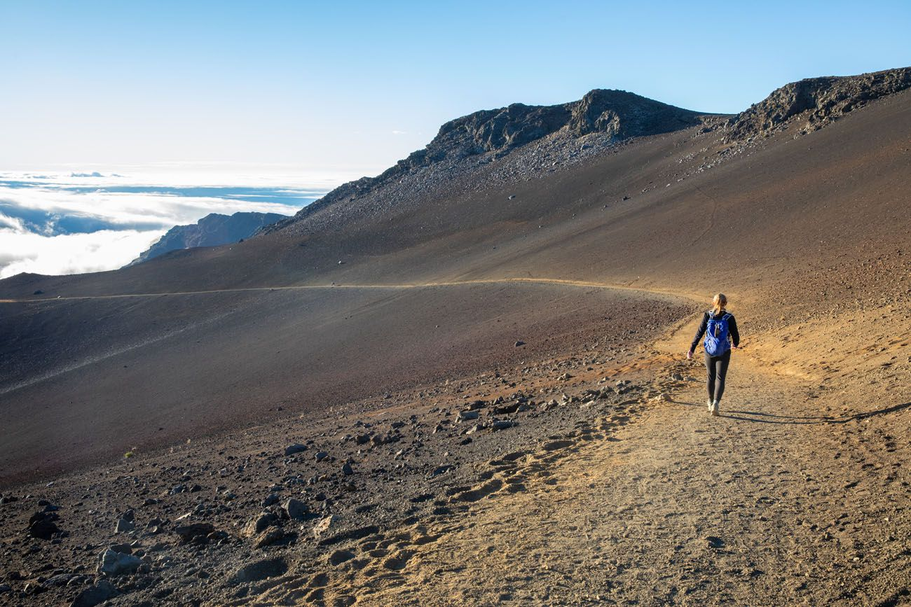 How to Hike Sliding Sands