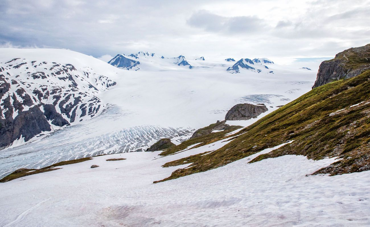 Kenai Fjords NP Hike