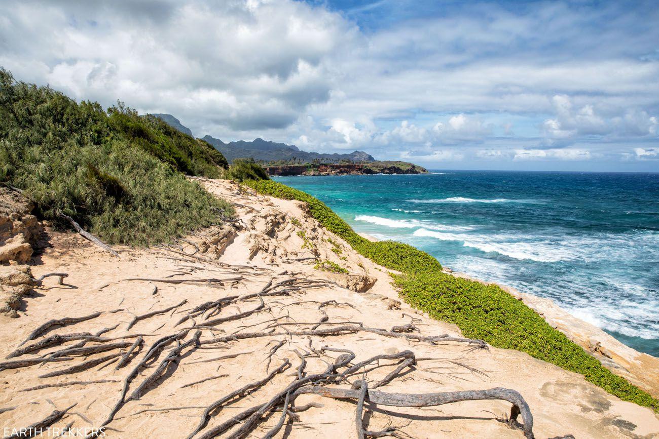 Mahaulepu Coastal Trail Path