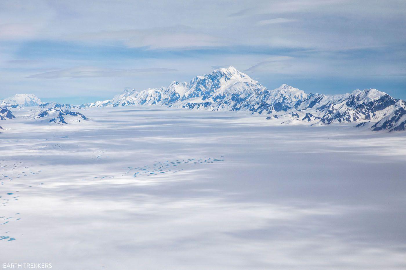 Mount St Elias Photo