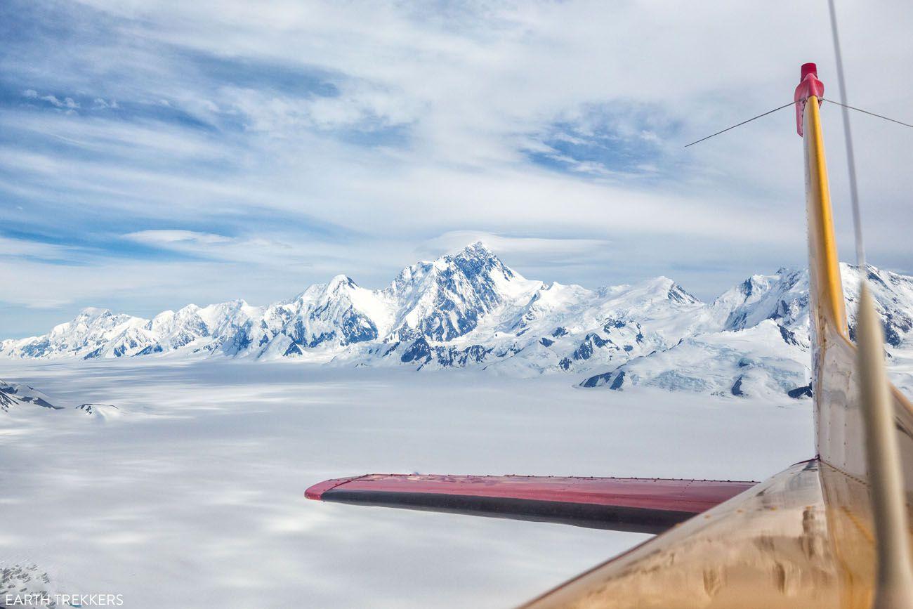 Mt St Elias Alaska