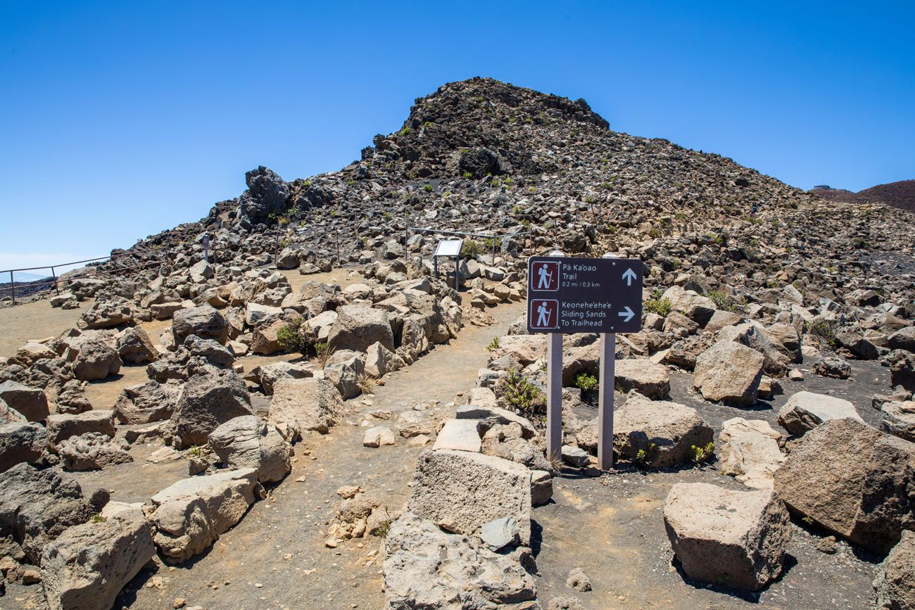 Pa Kaoao Trail best things to do in Haleakala National Park