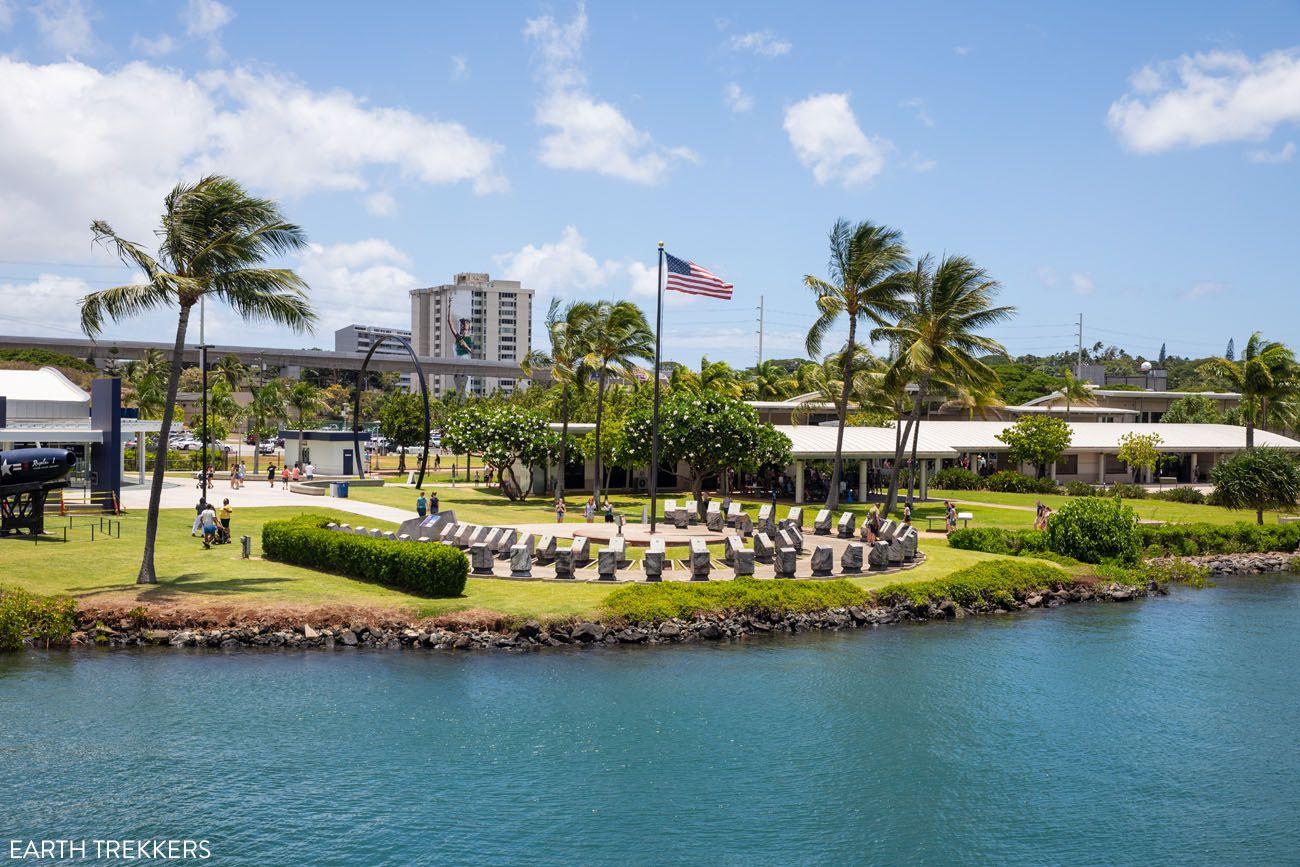 Pearl Harbor Sites