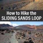 Sliding Sands Hike Haleakala National Park