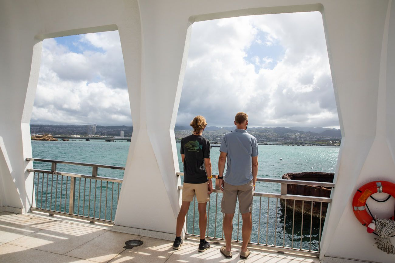 Tim Tyler Pearl Harbor