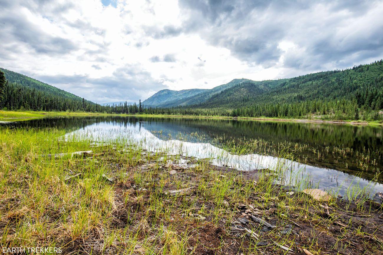 Triple Lakes Trail Lake 2
