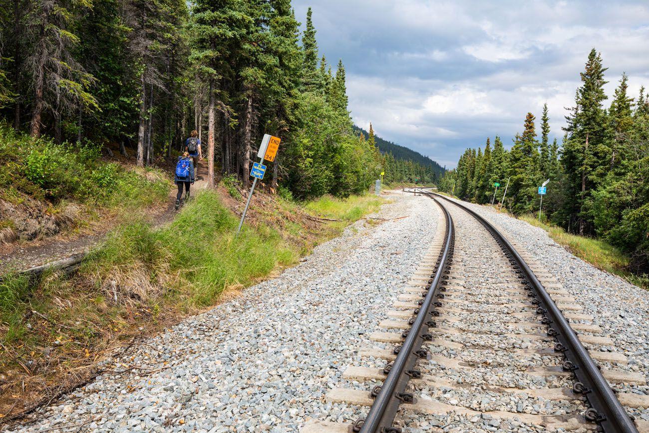 Triple Lakes Trail Railroad