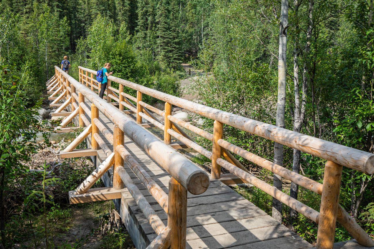 Wooden Bridge Denali