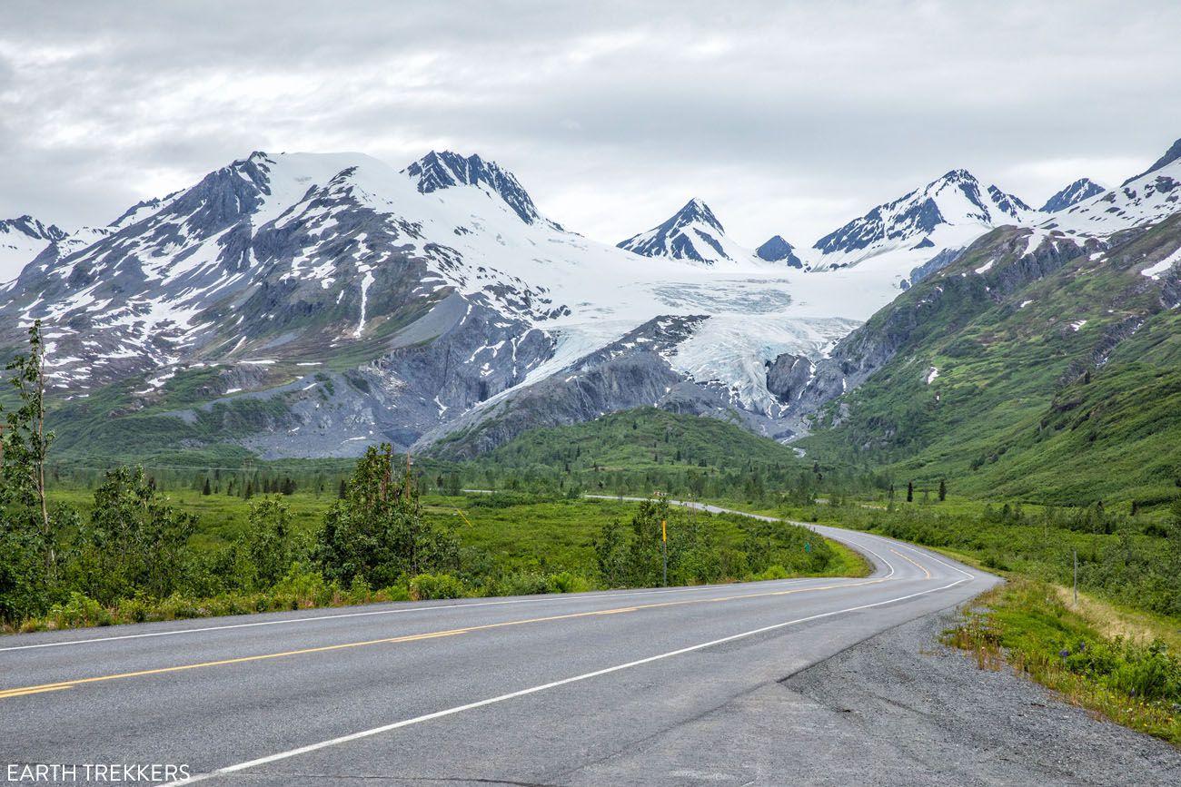 Worthington Glacier 2021